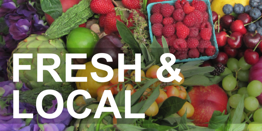 Fresh and local